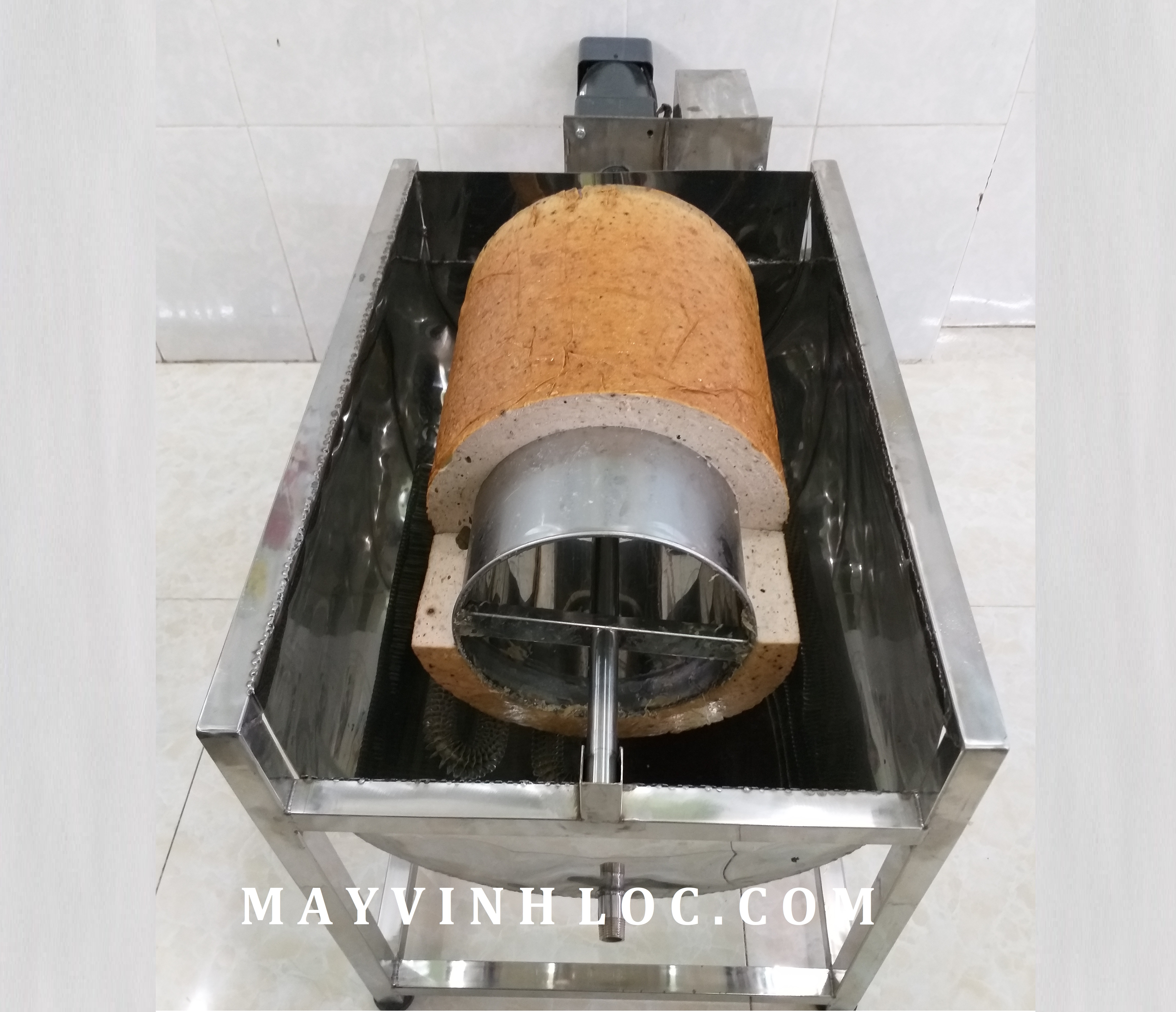 Lò nướng chả quế - máy nướng chả quế 04
