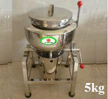máy xay giò chả 5kg 2 lớp